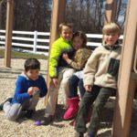 Fun on the playground!