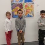 Van Gogh Paintings at Parrish Art Museum Showcase